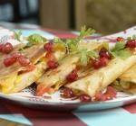 Logma Khaleeji Emirati Cuisine Food Dubai Chapatti Bites