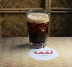 Logma Khaleeji Emirati Cuisine Food Dubai Black Iced Coffee
