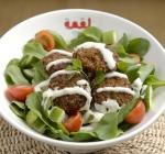Logma Khaleeji Emirati Cuisine Food Dubai Falafel Salad