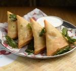 Logma Khaleeji Emirati Cuisine Food Dubai Vegetable Samboosa