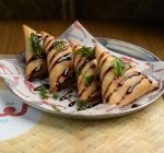 Logma Khaleeji Emirati Cuisine Food Dubai Beef Samboosa