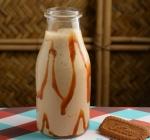 Logma Khaleeji Emirati Cuisine Food Dubai Caramel Lotus Iced Coffee