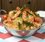 Logma Khaleeji Emirati Cuisine Food Dubai Logma Shrimp Rice