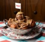 Logma Khaleeji Emirati Cuisine Food Dubai Nutella Lugaimat