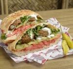 Logma Khaleeji Emirati Cuisine Food Dubai Falafel Khameer