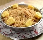 Logma Khaleeji Emirati Cuisine Food Dubai Balaleet