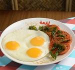 Logma Khaleeji Emirati Cuisine Food Dubai Eggs