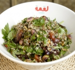 Logma Khaleeji Emirati Cuisine Food Dubai Quinoa