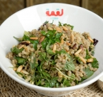 Logma Khaleeji Emirati Cuisine Food Dubai Freekeh