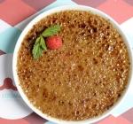 Logma Khaleeji Emirati Cuisine Food Dubai Karak Crème Brûlée