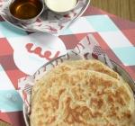 Logma Khaleeji Emirati Cuisine Food Dubai Paratha