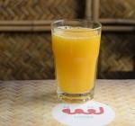 Logma Khaleeji Emirati Cuisine Food Dubai Orange