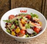 Logma Khaleeji Emirati Cuisine Food Dubai Halloumi Salad