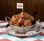 Logma Khaleeji Emirati Cuisine Food Dubai Salted Caramel Lugaimat
